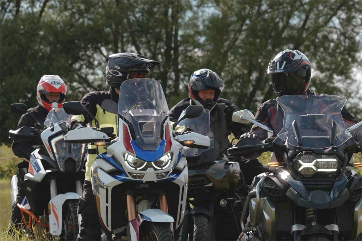 2021 adventure bike