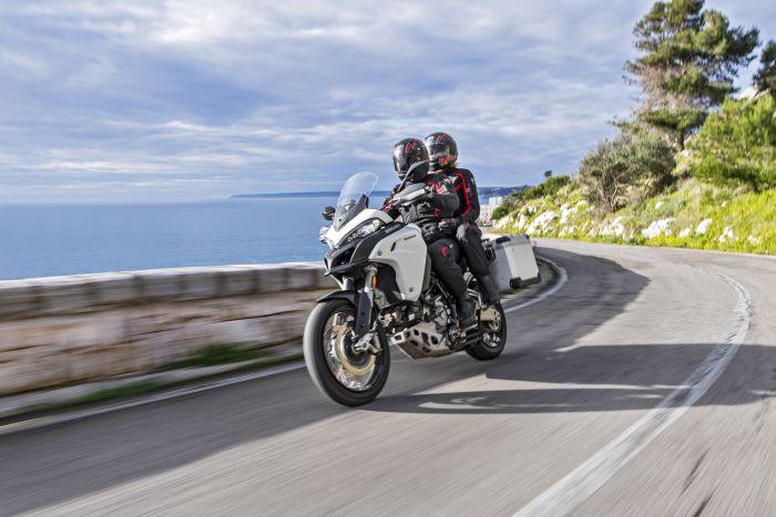 Ducati Multistrada Enduro touring