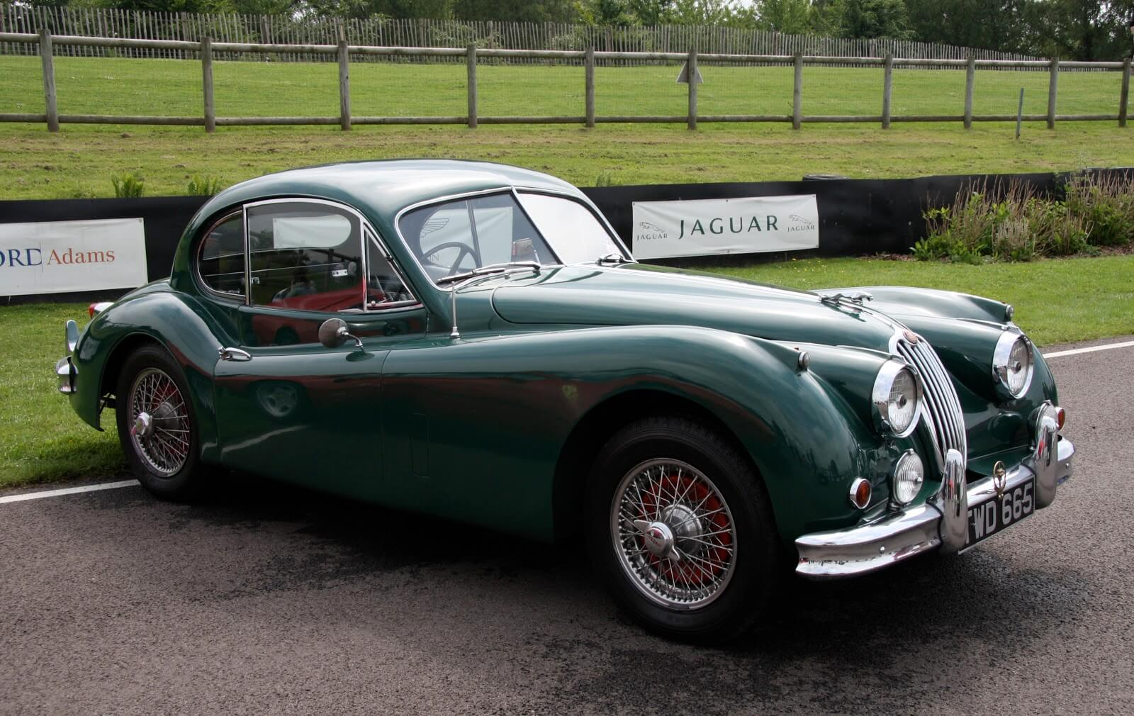 5 Of The Best British Classic Cars From The 1950s Carole Nash