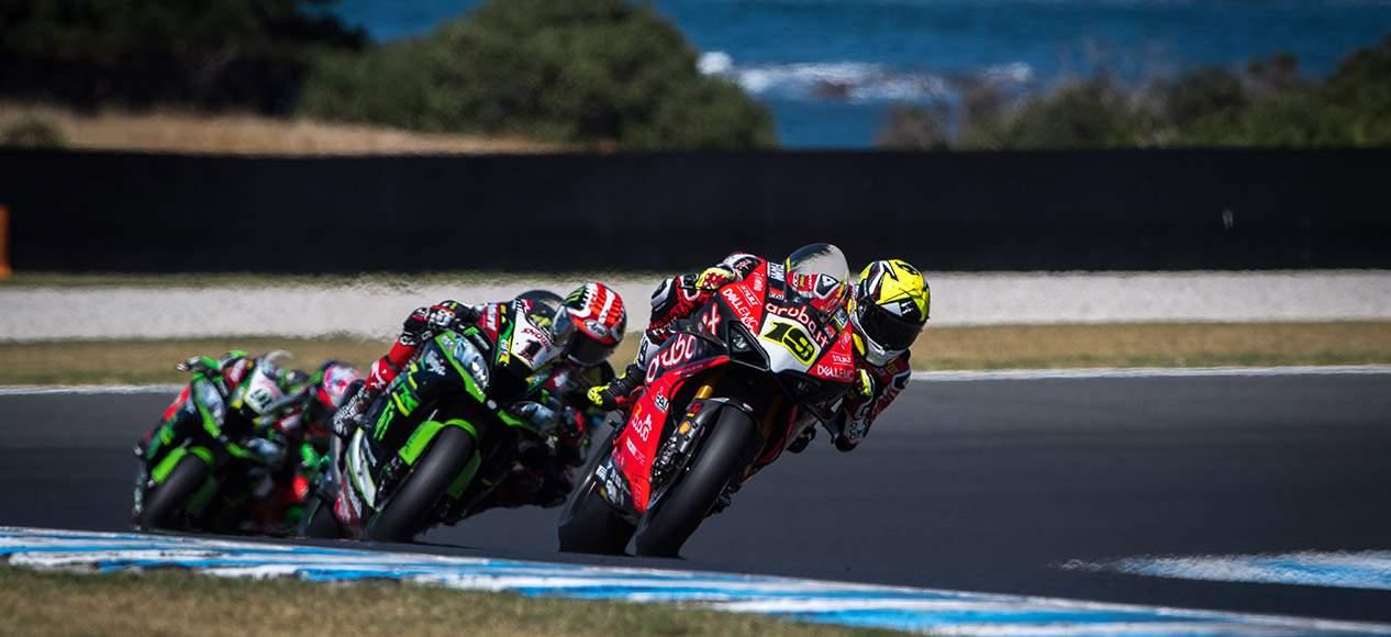 Roost As Racing Returns In Australia