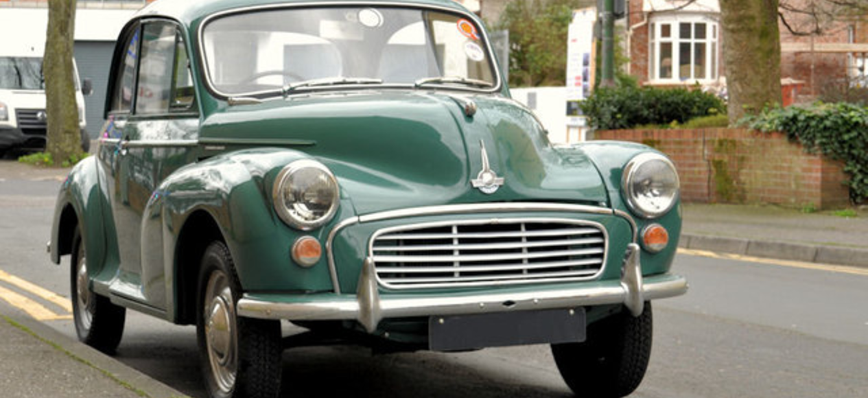 The Classic Cars That Are Perfect For Young Drivers Carole Nash
