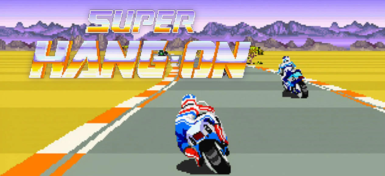 Top Five Motorcycle Video Arcade Games Of All Time Carole Nash